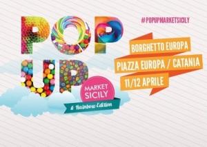 """Aipd promuove """"La casa delle Arti"""" al Pop Up Market di Catania"""